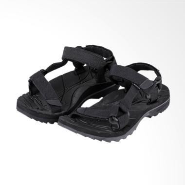 Eiger Kinkajou Palang Sandal Pria - Black