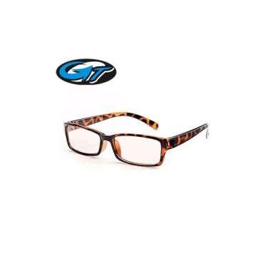 harga [TAITRA] GOT Blue Light Filter Glasses - Elegant Model - Tortoise Color Series Blibli.com