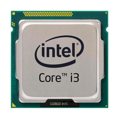 Intel Core i3-4170 LGA1150 Prosesor + Motherboard Asus H81MC