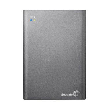 Seagate Backup Plus Slim HDD External - Silver [1 TB]