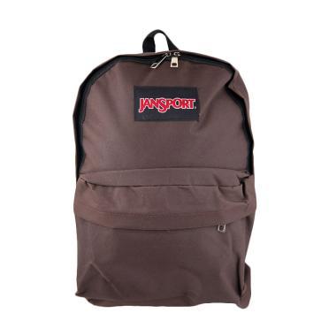 Juzz JURB036 Tas Ransel Polos Backpack - Coklat