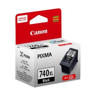 Canon PG-740 XL Cartridge Tinta Printer - Black