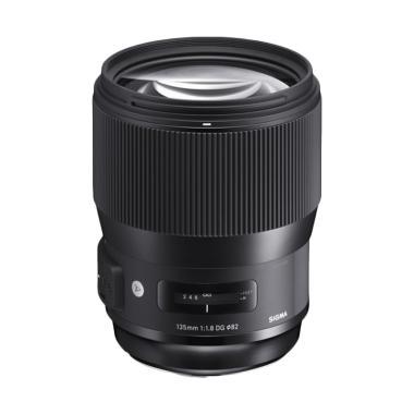 Sigma 135mm f/1.8 DG HSM Art Lensa Kamera for Canon