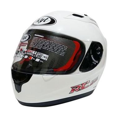 harga KYT RC Seven Helm Full Face - Solid White L Blibli.com