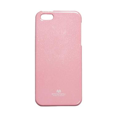 Mercury Jelly Softcase Casing for iPhone 6 - Pink