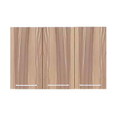 Kirana Furniture UCM 913 Kitchen Set Lemari Atas - Olive [3 pintu]