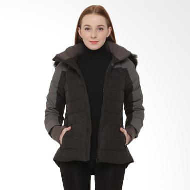 COLDWEAR 16080 Winter Down Jacket Wanita - Black