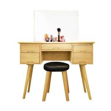 Dove's Furniture Meja Rias MR-015 - White