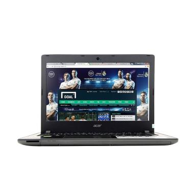 Acer E5-475G-341S Notebook - GREY [ ... GB/14 Inch] FREE ASURANSI