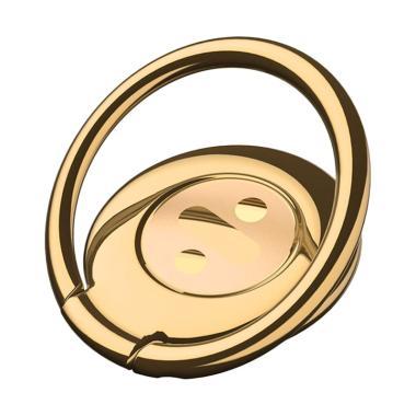 Baseus Symbol Ring Bracket Series Ring Holder - GOLD
