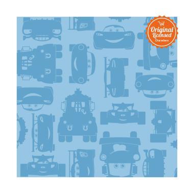 Disney Cars Lightning McQueen & Mater Sidewall Wallpaper Type C