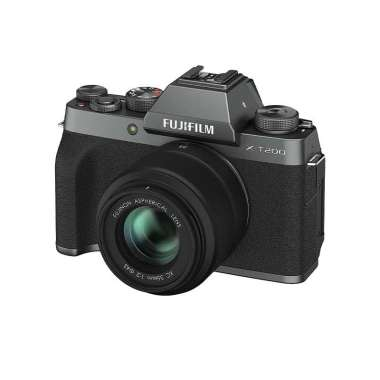 harga Gudang Digital- Fujifilm X-T200 Kamera Mirrorless [Body Only] + XC35 F2.0 Lens + Free Sandisk Ultra 16Gb Blibli.com