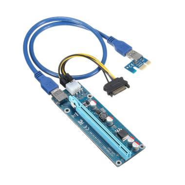 PCI-E USB VGA RICER PCI-E [1x to 16x/Ver.006C]