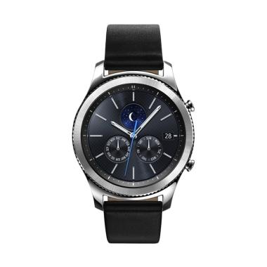 Samsung Gear S3 Classic Smartwatch - Silver
