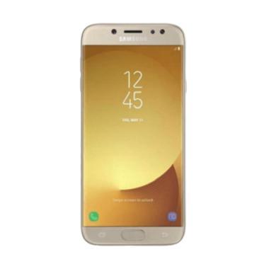 Samsung Galaxy J7 Pro Smartphone - Gold [3GB/32GB]