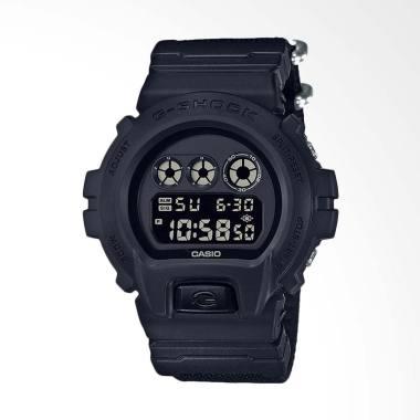 CASIO Jam Tangan Pria DW-6900BBN-1DR