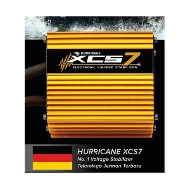 Hurricane XCS 7 Voltage Stabilizer Mobil