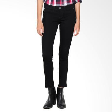 Mobile Power Ladies Slim Fit Stud Y2330S Celana Jeans Wanita - Black