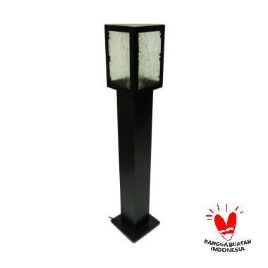 ATN LT 005 Lampu Taman Minimalis - Hitam