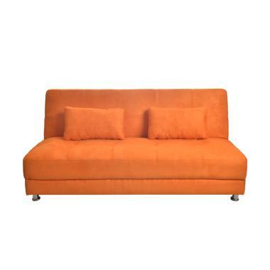 Olc Copenhagen Sofa Bed - Orange [Khusus Jabodetabek]