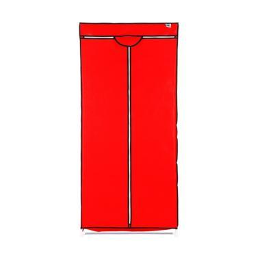 Nine Box SW Lemari Pakaian - Red