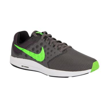 NIKE Downshifter 7 Running Shoes - Grey 852459 005
