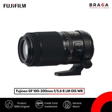 Braga Photo & Video - Fujifilm Fujinon GF 100-200mm f/5.6 R LM OIS WR Lensa Kamera