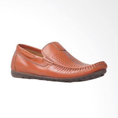 Tony Perotti Loafers Artiro Sepatu Pria - Brown