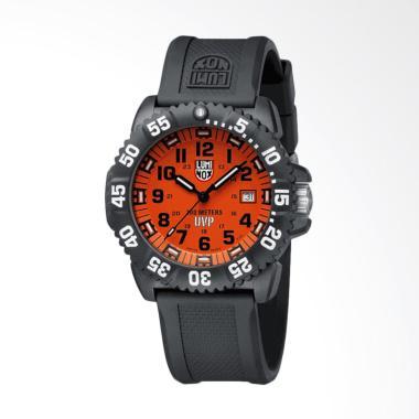Luminox Scott Cassell Fast Strap Sp ... gan Pria - Black 8509.SET
