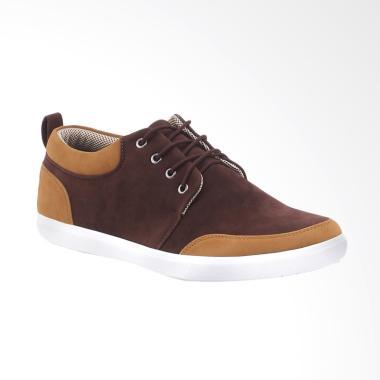Headway Footwear Play Sepatu Pria - Brown 24