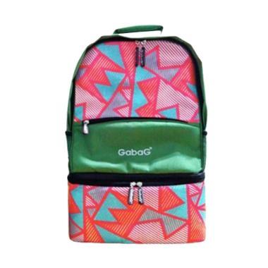 Gabag Cooler Bag Radja Tas Penyimpan Asi - Green