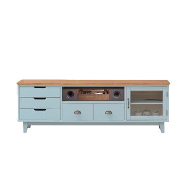 Livien Dresser Coco Heim Series Meja TV - Blue Sky