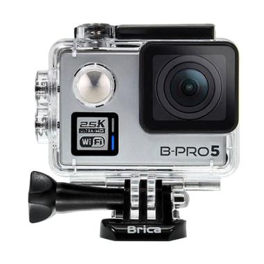 Brica B-PRO 5 Alpha Plus Version 2  ...  A Action Camera - Silver