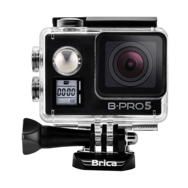 BRICA B-PRO 5 Alpha Edition Mark II ... Deluxe Action Cam - Hitam