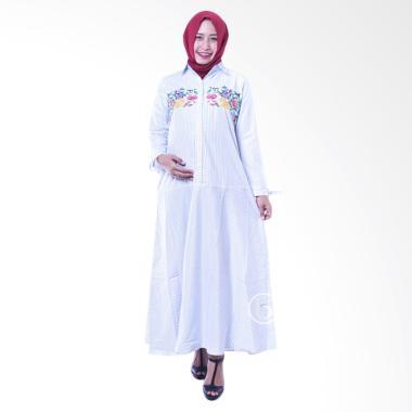 ... Motif FGM 001D Biru Ezyhero Source Fayrany Busana Muslim Anak Gamis. Source. ' Mama Hamil GMS 243 unga Mawar Azizah Baju Gamis Hamil dan Menyusui - Biru ...