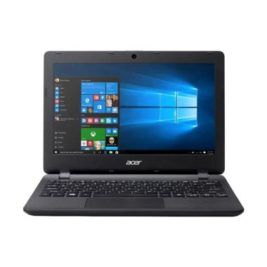 Acer Aspire ES1-132 Notebook - Blac ... 3350/ 2GB/ 500GB/ Win 10]