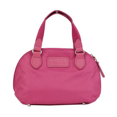 Amore Daniel Voyage - MultiLayer Traveller Bag - Fuchsia