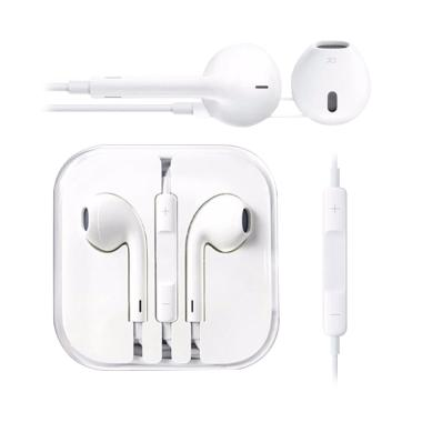 Apple Original Earpods Handsfree for iPhone 5/5S/6/6s - Putih