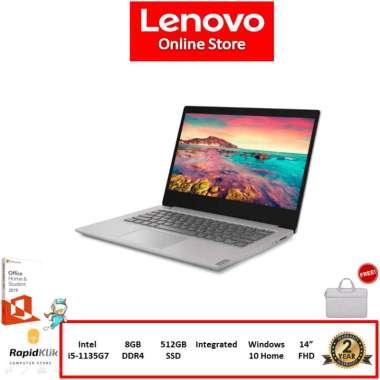 harga Notebook Lenovo Ideapad5-JPID i5-1135G7 8GB 512GB 14