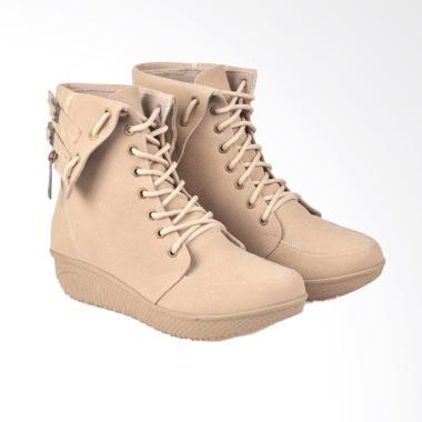 CBR Six Boot Bella Caroline BCC885 Sepatu Boots Wanita