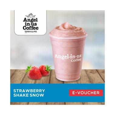 Angel in us Coffee Strawberry Shake Now E-Voucher