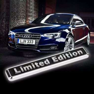 harga Asli Emblem  Logo  Stiker 3D Limited Edition utk Aksesoris Mobil  Motor Murah Blibli.com