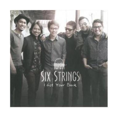 harga Demajors Six Strings I Got Your Back CD Musik Blibli.com