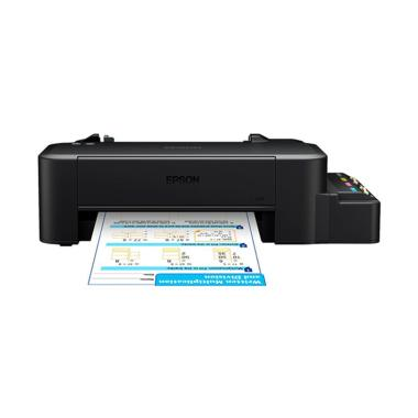 Epson L120 Ink Tank Printer - Hitam