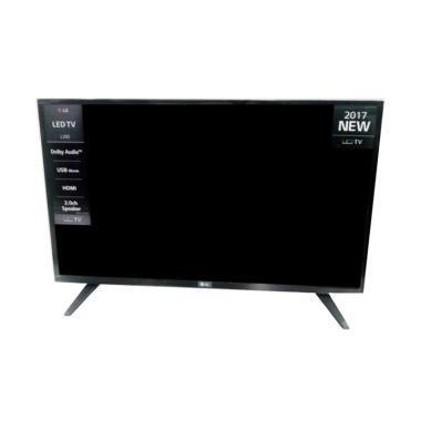 LG 32LJ500D LED TV - Hitam [32 Inch/ Khusus Jadetabek]