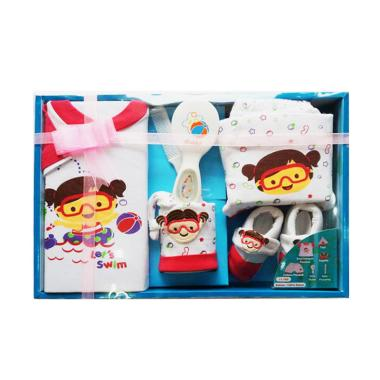 Kiddy 11160 Baby Gift Set Pakaian Bayi - Pink