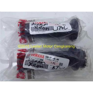 Yamaha Genuine Parts Handgrip - Grip Komplit Xeon - Mio Soul GT - Mio J Original Black