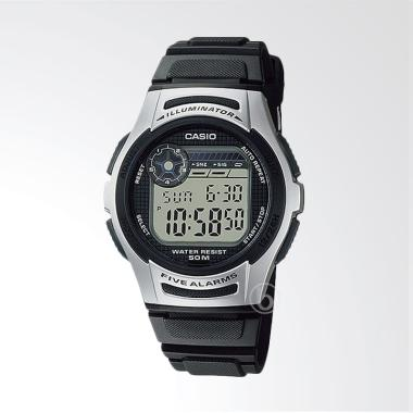 Casio Alarm 10 Year Battery Life Jam Tangan Pria ... e08544a943