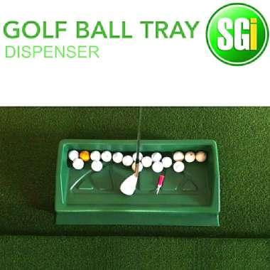 harga Golf Ball Tray Dispenser (Kode 002)) multicolor Blibli.com