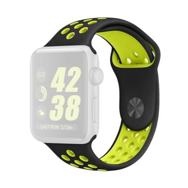 OEM Nike Unisex Rubber Strap for Apple Watch or iWatch 38 mm - Green